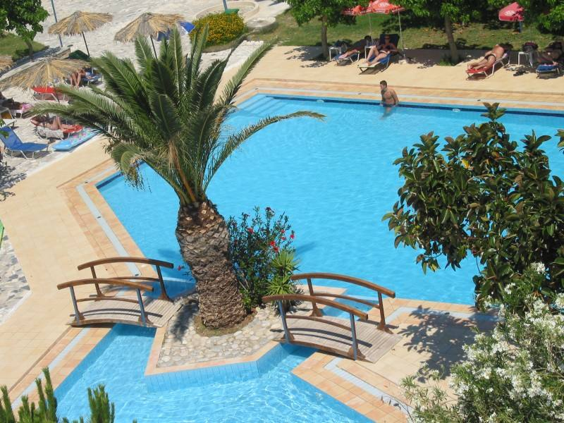 Hotel en appartementen Maravel Sky - Rethymnon - Rethymnon Kreta